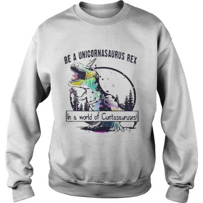 Be a Unicoenasaurus rex in a world of Cuntasauruses Sweater