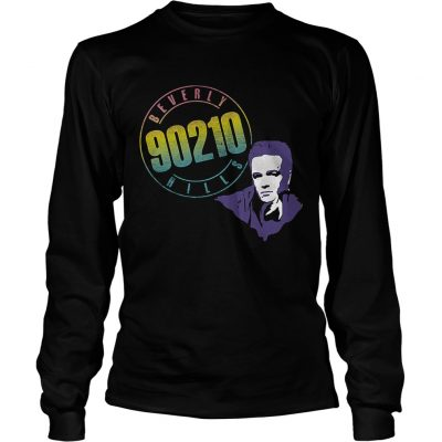 Beverly Hills 90210 Luke Perry Longsleeve Shirt