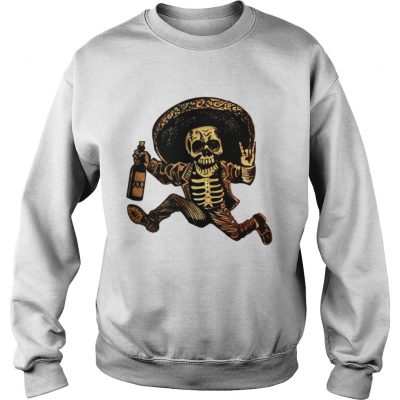 Day of the Dead Posada Sweater