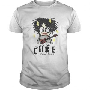 The Cure Robert Smith shirt