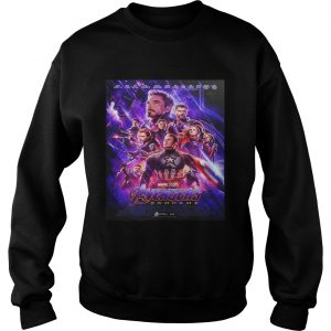 Marvel Studios Avengers endgame 2019 coming soon sweatshirt