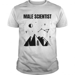 Official Male Scientist shirt