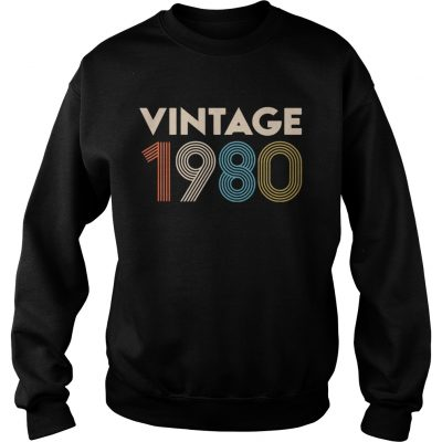 Official vintage 1980 Sweater