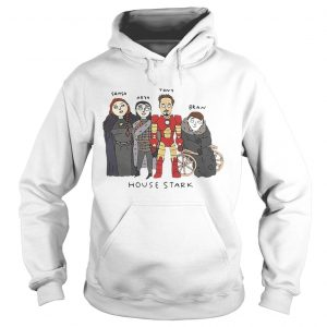 The Gang House Stark Sansa Arya Tony Bran hoodie
