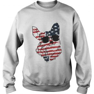 4th Of July Corgi American Flag sweatshirt