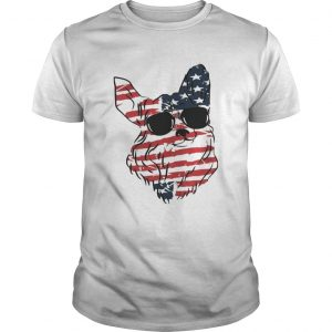 4th Of July Corgi American Flag unisex