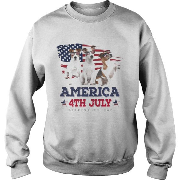 Cool Parson Russell America 4th July Independence Day T Sweatshirt