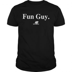 Fun Guy new balance shirt