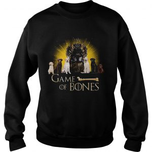 Game Of Thrones King Dogs Game Of Bones sweatshirt