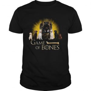 Game Of Thrones King Dogs Game Of Bones unisex