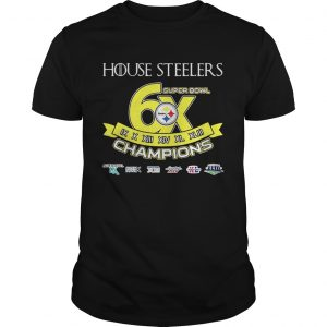 House Steelers Super Bowl Champions Steelers Pittsburgh Game Of Thrones unisex