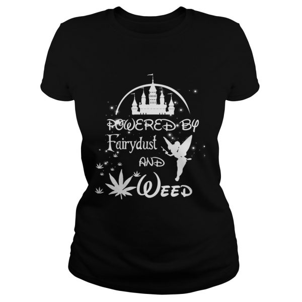 Powered by Fairydust and weed  Classic Ladies