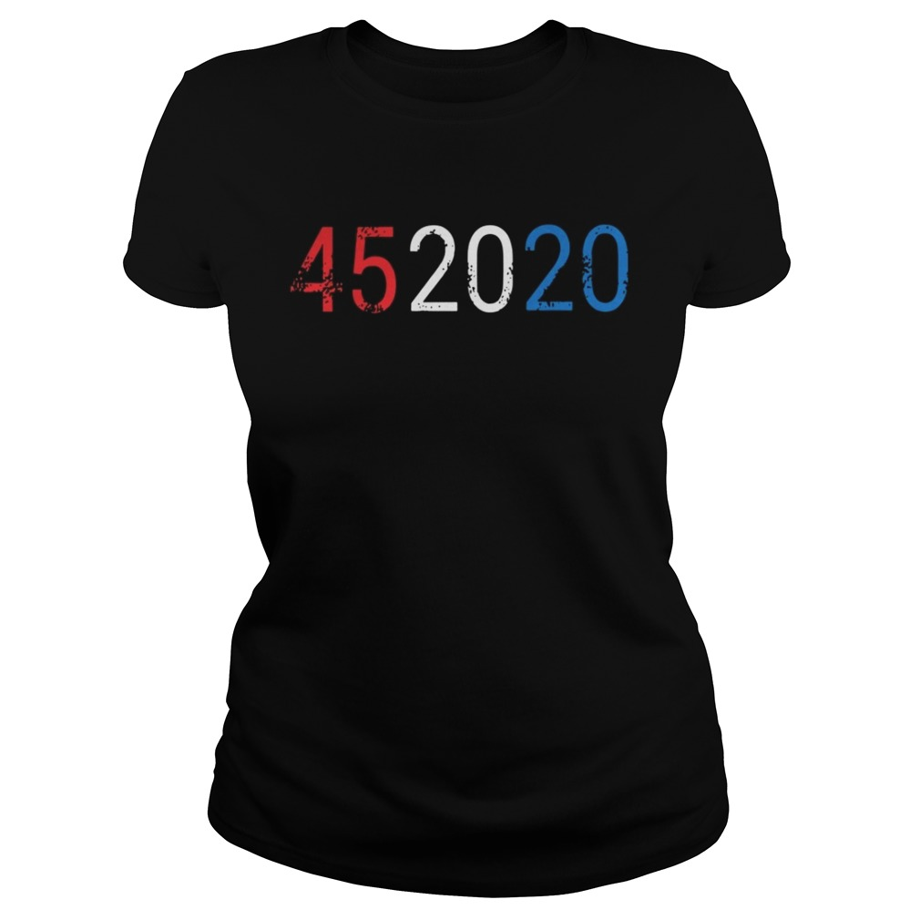 452020 Shirt Classic Ladies