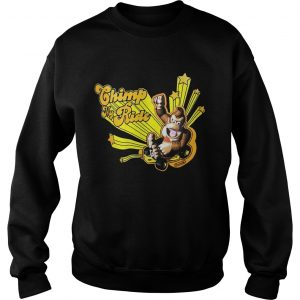 Donkey Kong Mario Kart Chimp my ride  Sweatshirt