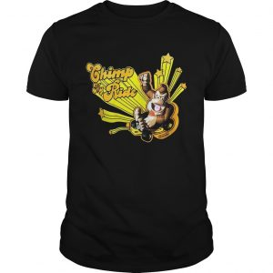 Donkey Kong Mario Kart Chimp my ride  Unisex