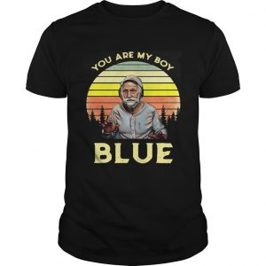 Joseph Blue Pulaski you are my boy Blue Old School retro  Unisex