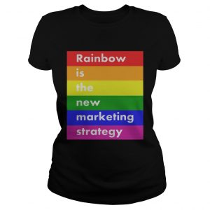 LGBT rainbow is the new marketing strategy  Classic Ladies