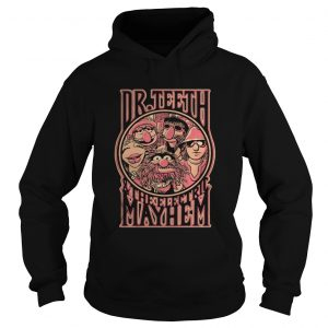 Muppets Show Dr Teeth and the Electric Mayhem  Hoodie