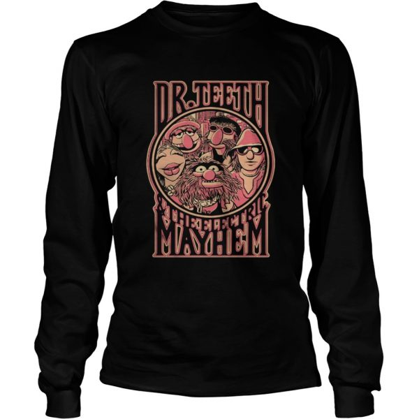 Muppets Show Dr Teeth and the Electric Mayhem  LongSleeve