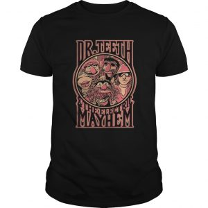 Muppets Show Dr Teeth and the Electric Mayhem  Unisex