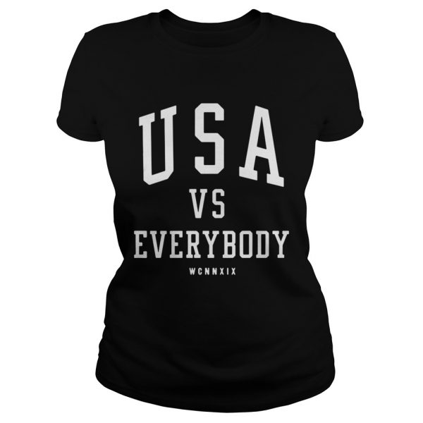 USA vs everybody WCNNXIX  Classic Ladies