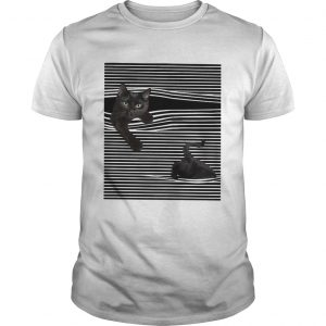 Cats Love In Striped  Unisex