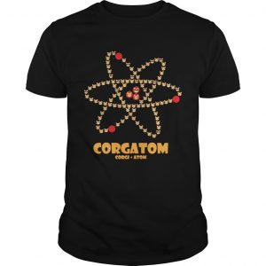 Corgatom Corgi and Atom  Unisex