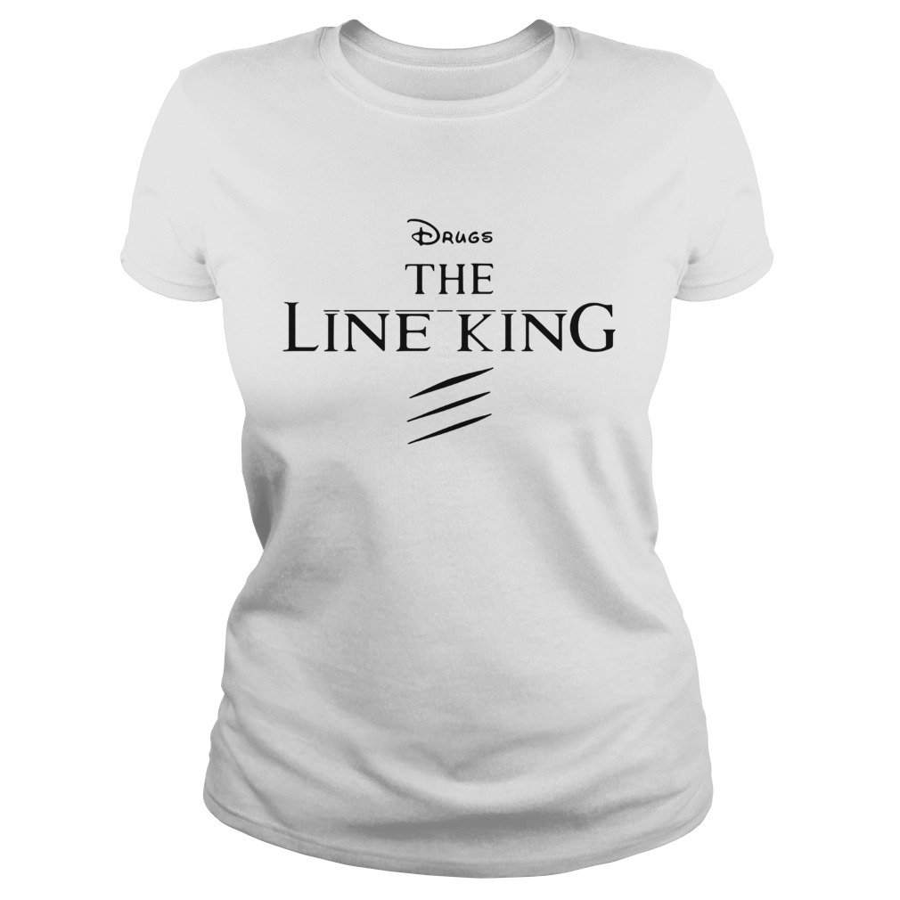Disney the Lion King drugs the Line King  Classic Ladies