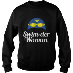Swimder woman  Sweatshirt