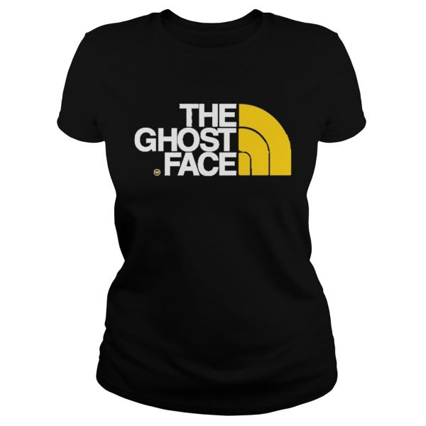 The ghost face  Classic Ladies