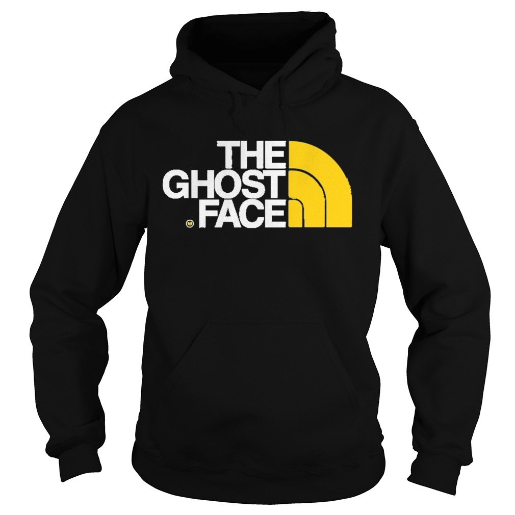 The ghost face  Hoodie