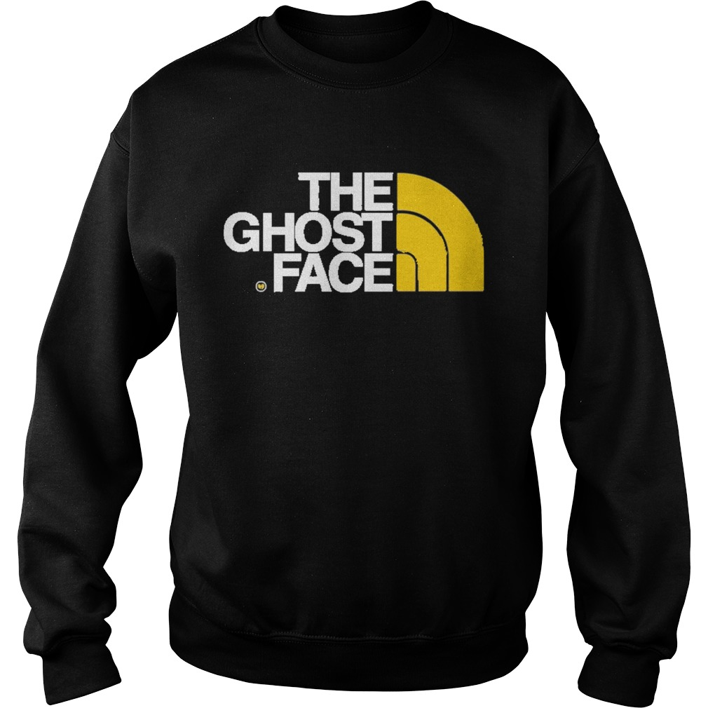 The ghost face  Sweatshirt