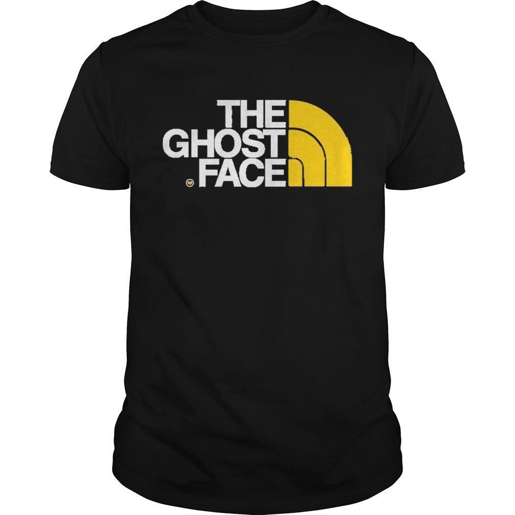 The ghost face  Unisex