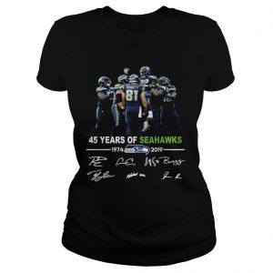 45 years of Seahawks 1947 2019  Classic Ladies