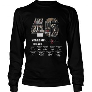 46 Years of The Young and the Restless  LongSleeve