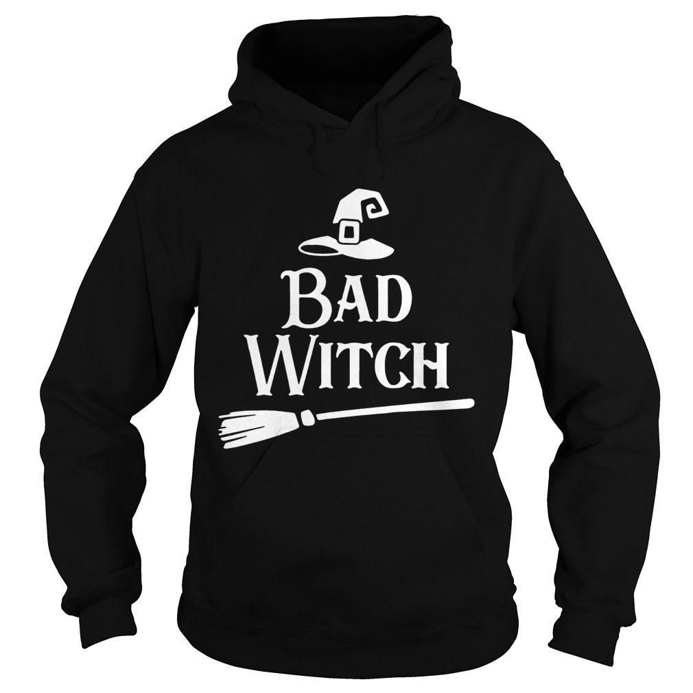 Bad Witch  Hoodie