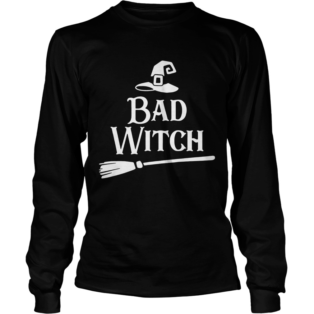 Bad Witch  LongSleeve