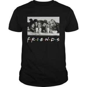 Friends Mary Sanderson Michael Myers and Winifred Sanderson Unisex
