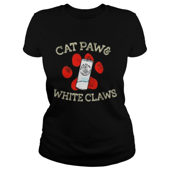 Cat paws and White Claws  Classic Ladies