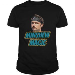 Gardner Minshew Magic Shirt Unisex