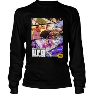 Grand Theft East V West UFC 244  LongSleeve