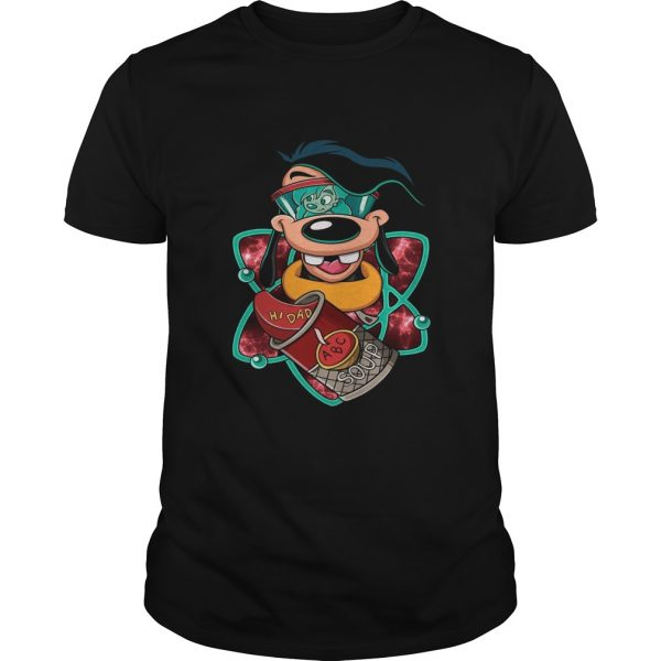 Max Goof Hi dad ABC soup  Unisex