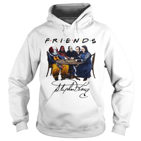 Stephen King Horror Friends  Hoodie