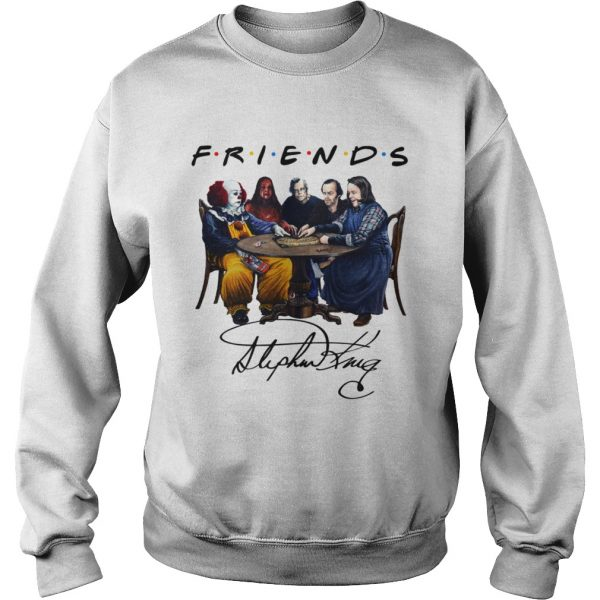 Stephen King Horror Friends  Sweatshirt