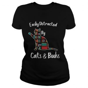 Easily distracted by cats and books  Classic Ladies