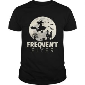 Halloween Witch Costume Frequent Flyer  Unisex