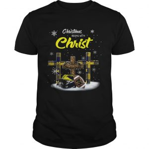 Christmas Begins With Michigan Wolverines  Unisex