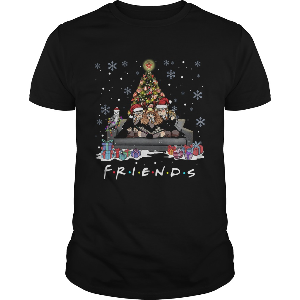 Friends Tv Show Harry Potter christmas tree  Unisex
