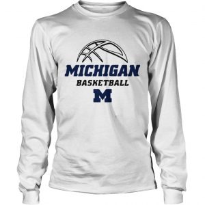 University of Michigan Basketball 20192020 Schedule  LongSleeve