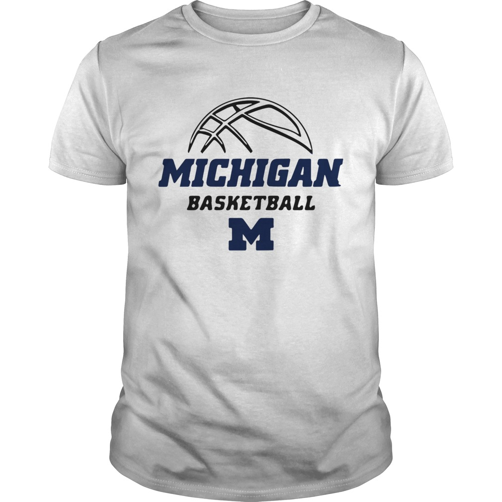University of Michigan Basketball 20192020 Schedule  Unisex